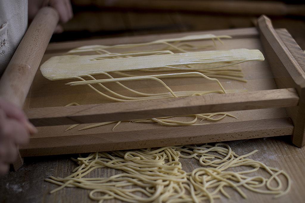 chitarra, pasta, troccoli, pasta cutter