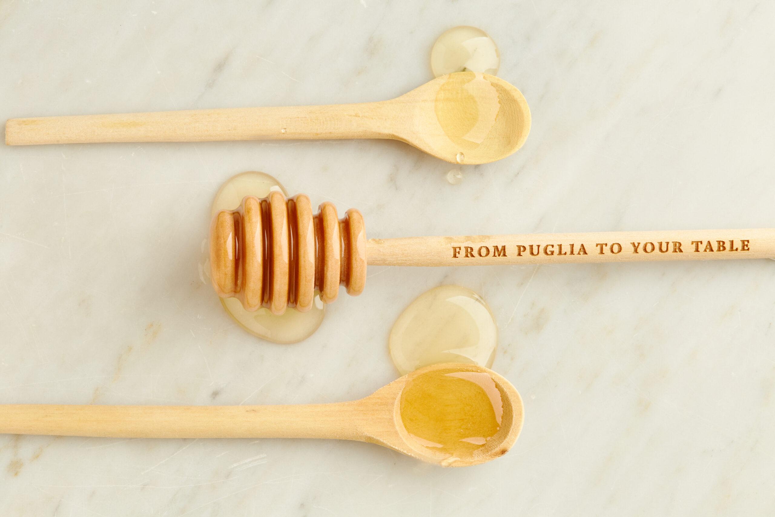 Honey spoons